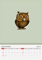 kalender indonesia 2015 nopember