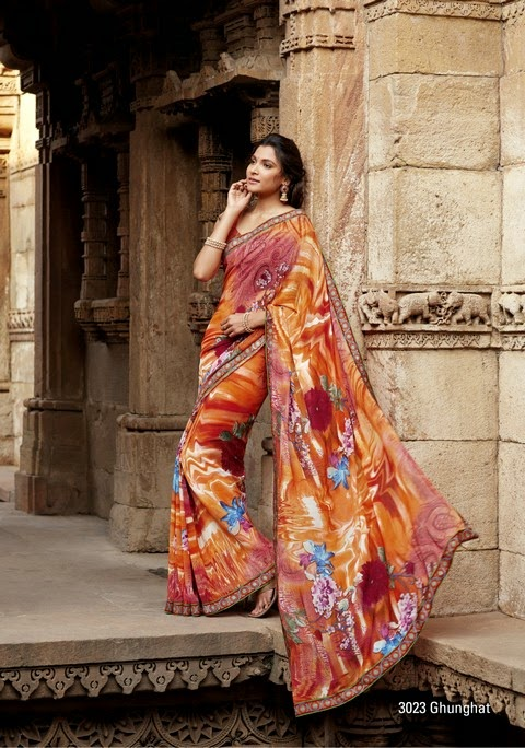 Laxmipati - Krishnakali Saree Collection 2014