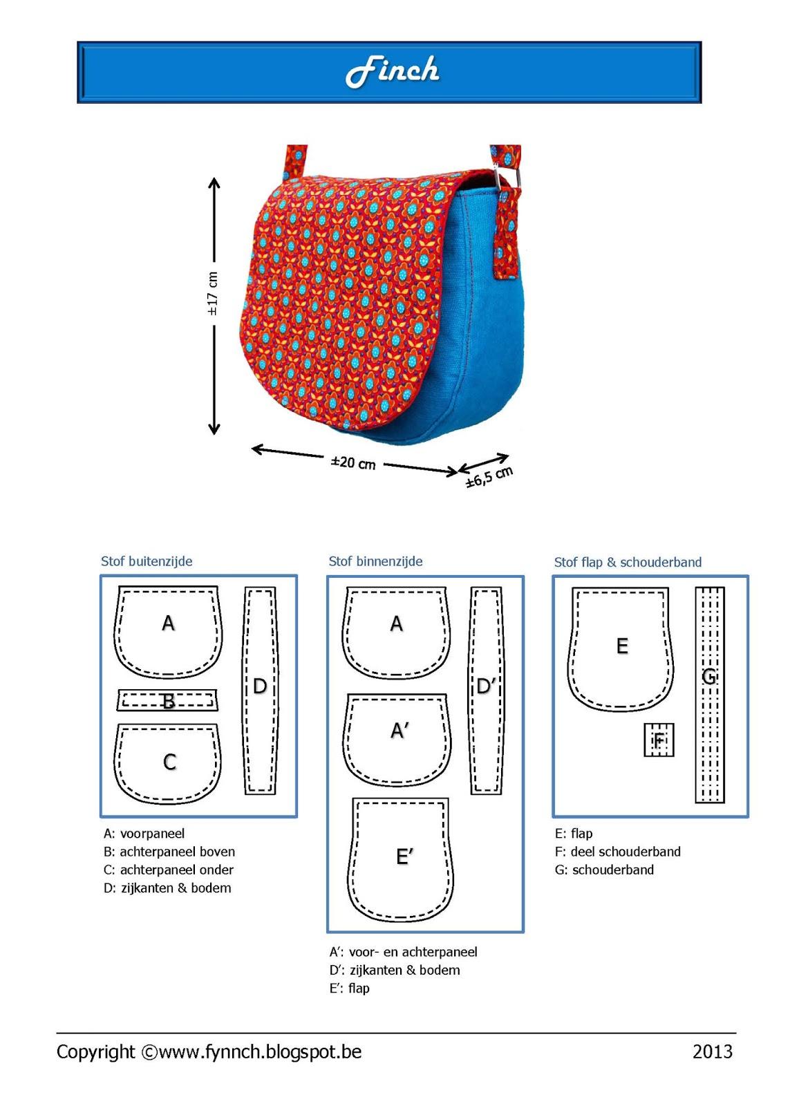 Как пошить сумку через плечо собственными руками 78