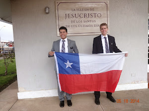 Chile Concepción Sur Mission