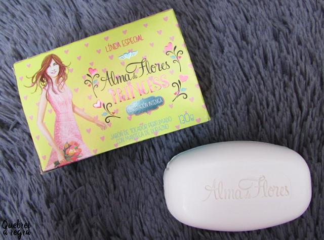 Alma das Flores Princess
