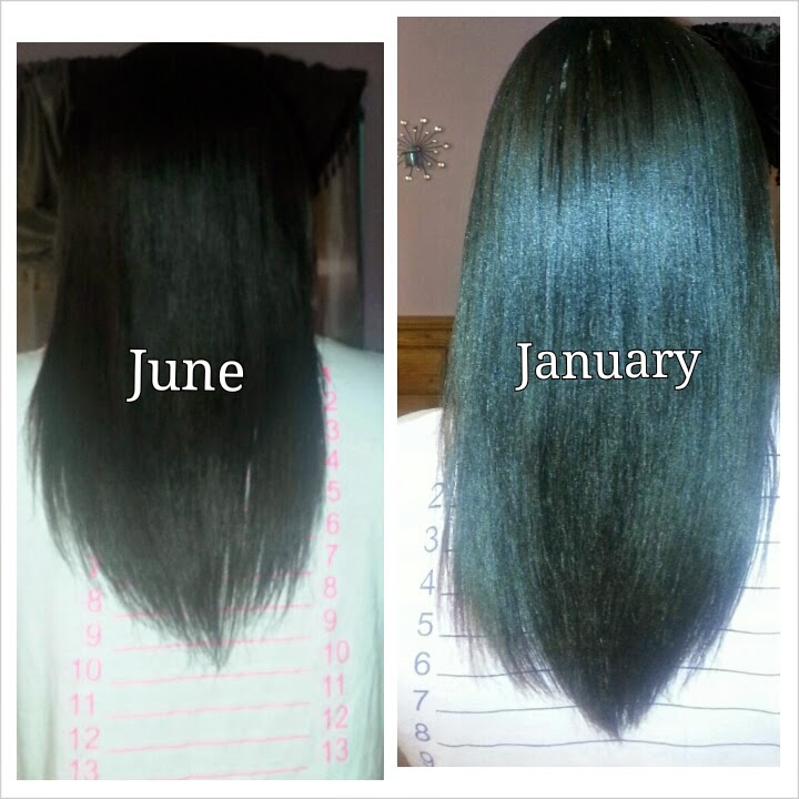 MsCassy39;s Hairshop: Hairfinity Results