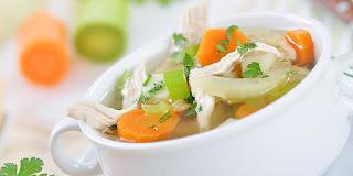 Resep Cara Membuat Sup Ayam Bening Paling Enak
