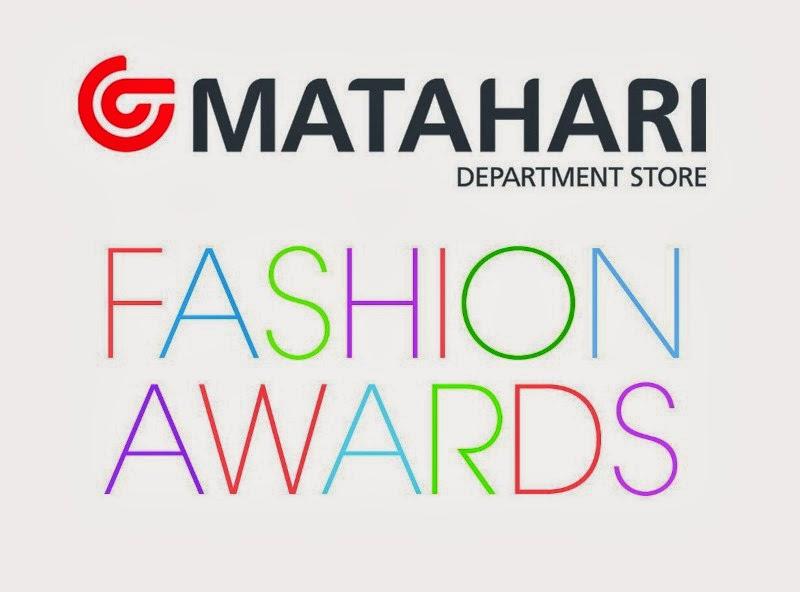 JAKARTA FASHION WEEK 2014 - MATAHARI FASHION AWARDS 1ST WINNER
