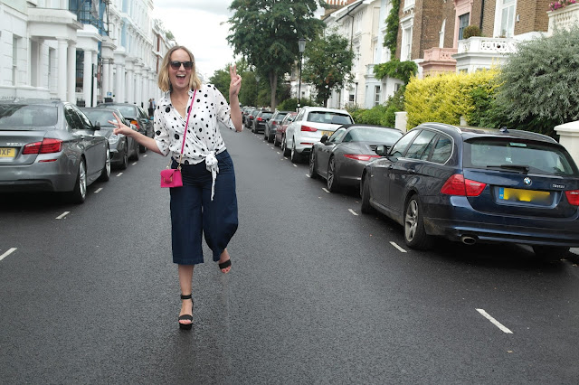 Polka Dot Blouse by What Laura did Next