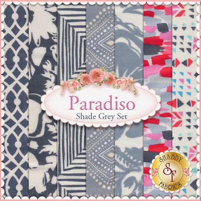 Paradiso by Kate Spain for Moda Fabrics | Shabby Fabrics
