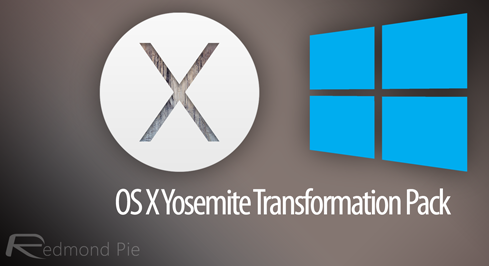 Mac OS X Yosemite Skin Pack 2.0 2015 Free Download