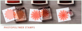 NEW Polymer Stamps
