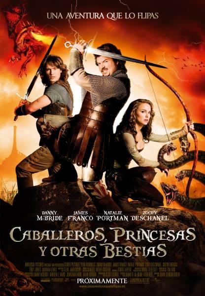 Caballeros Princesas y Otras Bestias DVDRip Español Latino