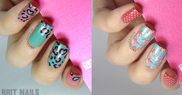 Thumbs Up Designer Nail Wraps Review Giveaway And