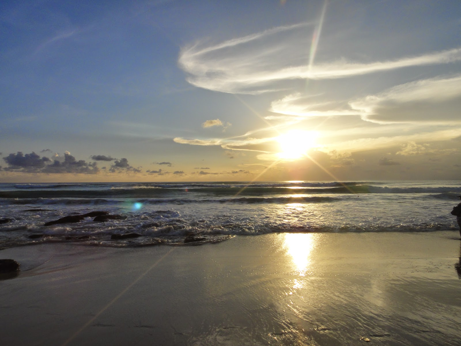 An afternoon at Dreamland Beach Bali Indonesia