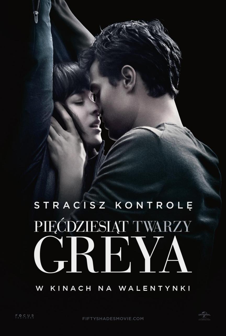 Skojarzyło mi się z Grey'em, czyli krótka recenzja i makijaż.