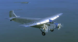 Ford Trimotor Rides Available at St. Louis Regional Airport