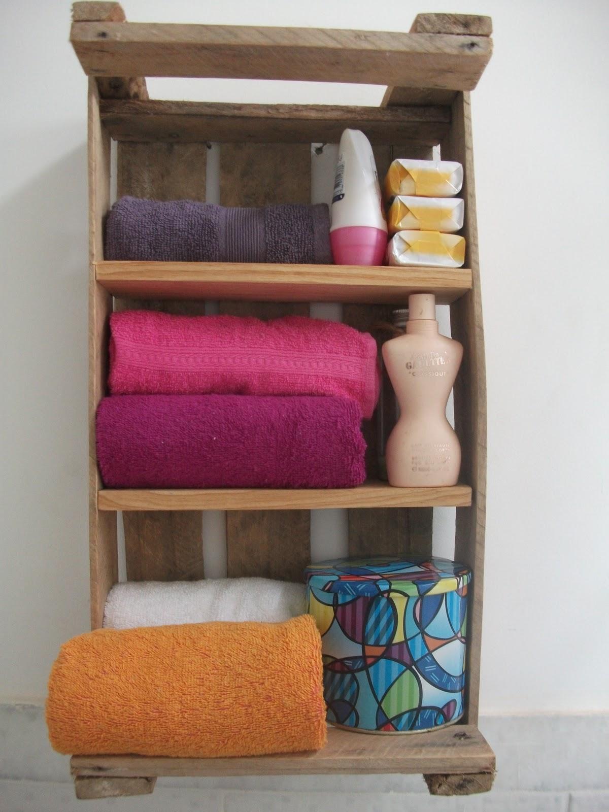 DIY Faça você mesmo moda beleza decoração receitas #9D5E2E 1200x1600 Armario Banheiro Faça Voce Mesmo