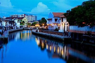 Wisata Melaka Malaysia