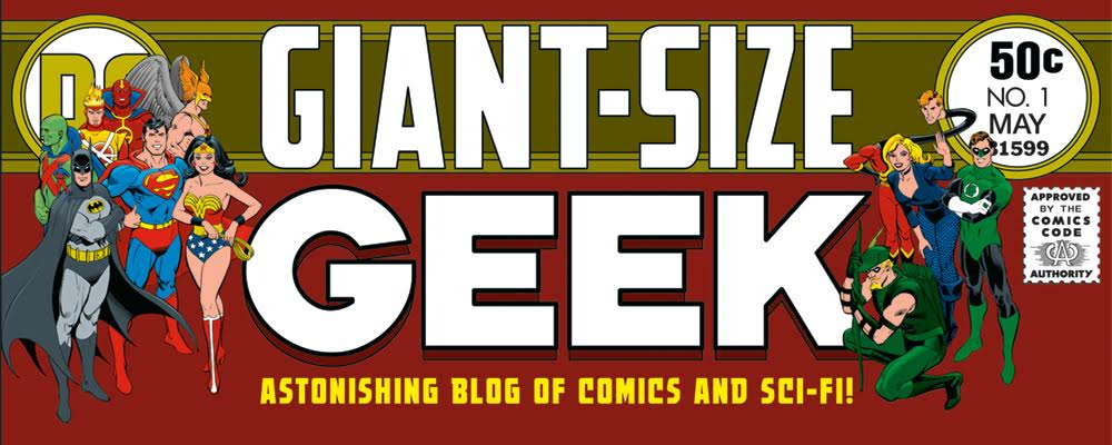Giant-Size Geek