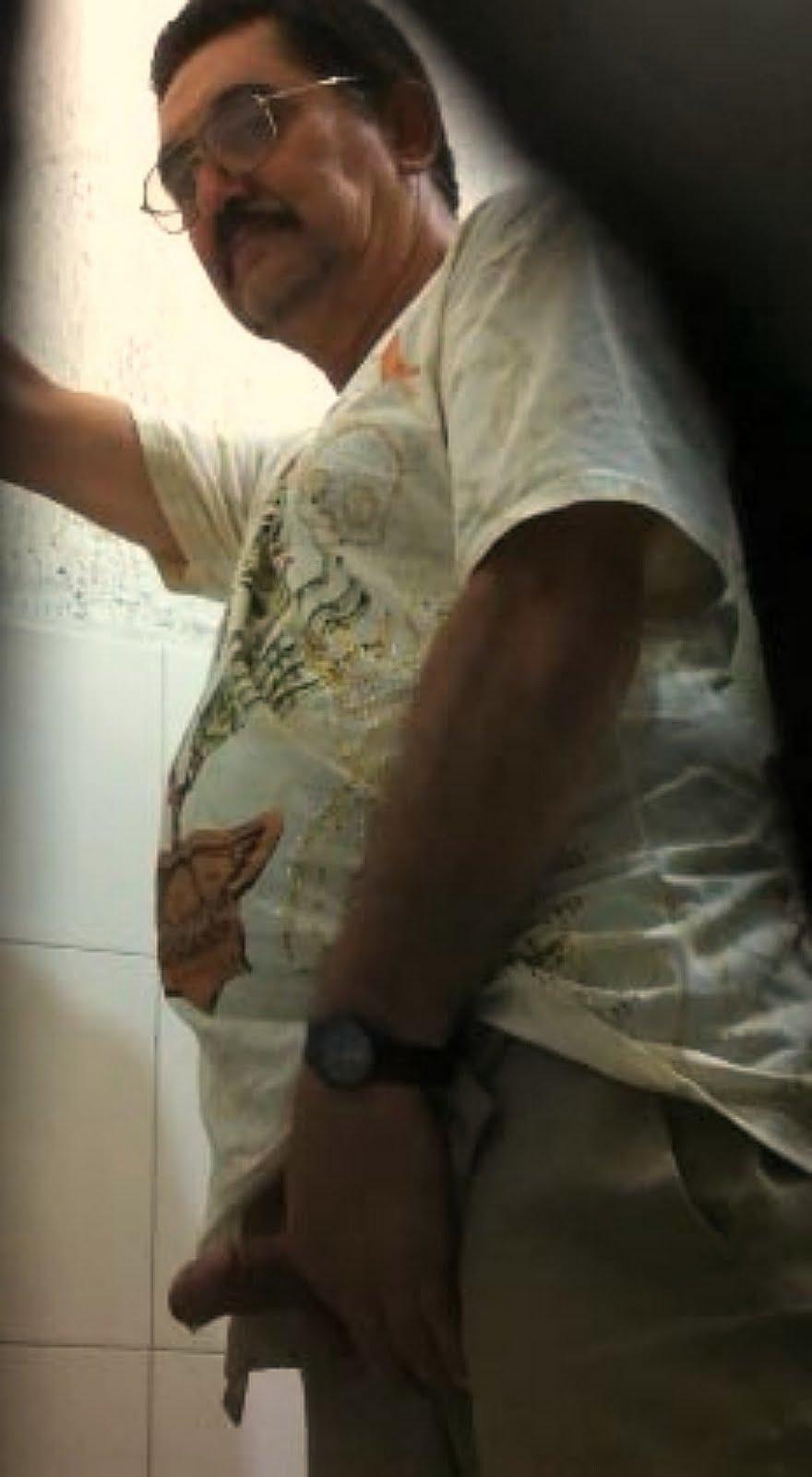 Fotos de Hombres Maduros desnudos, viejos, abuelos y