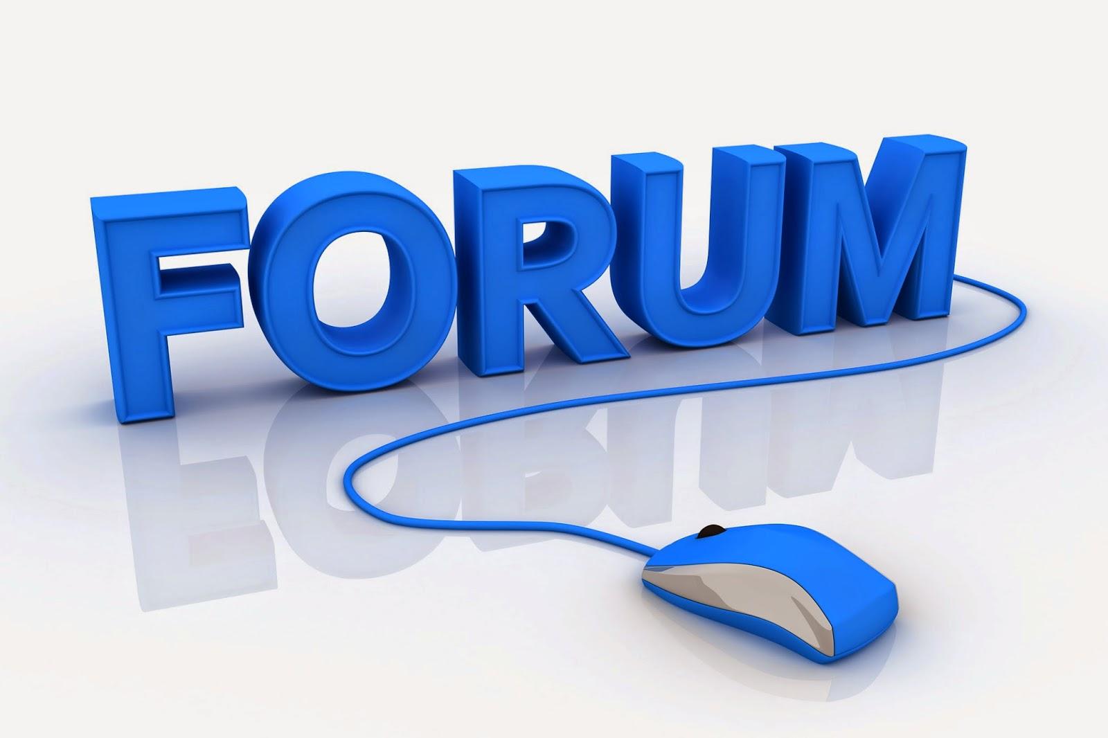 Cara Membuat Forum Diskusi Pada Blogger Mudah