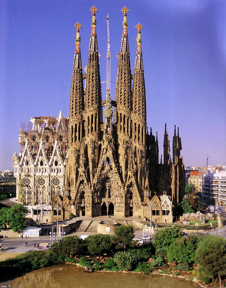 Blog de los ni os gaud para ni os - Art nouveau architecture de barcelone revisitee ...