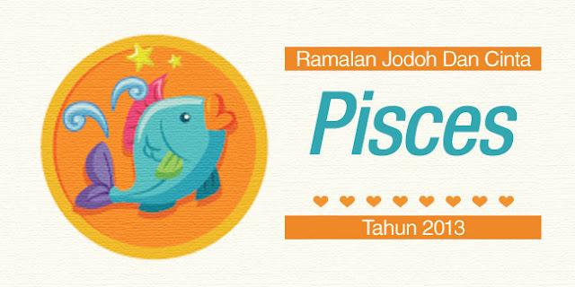 Bintang Pisces : Ramalan Jodoh Dan Cinta Tahun 2013