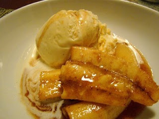 This is the actual Bananas Foster recipe from the original source and ...