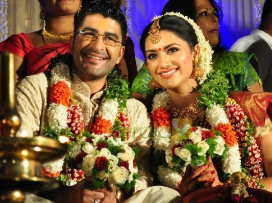 MAMTHA MOHANDAS WEDDING PHOTO GALLERY