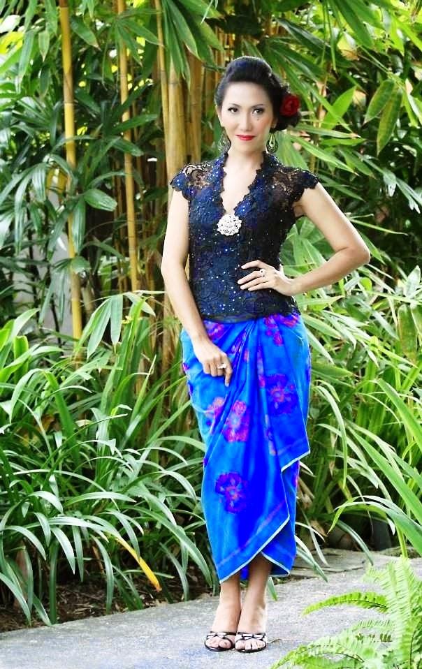 Model Kebaya Modern Bali
