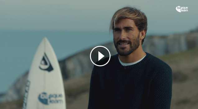 ARITZ ARANBURU basque surfer