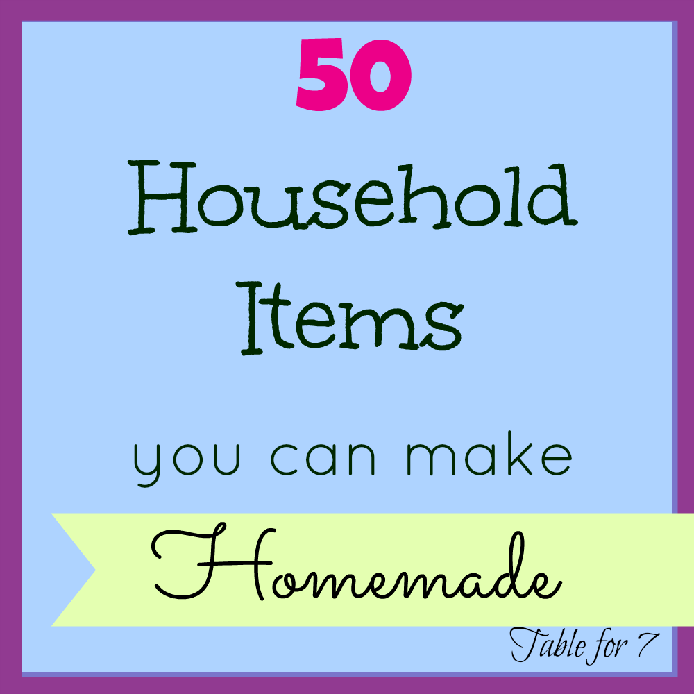 How to make things with household items roselawnlutheran for Fun diy projects with household items
