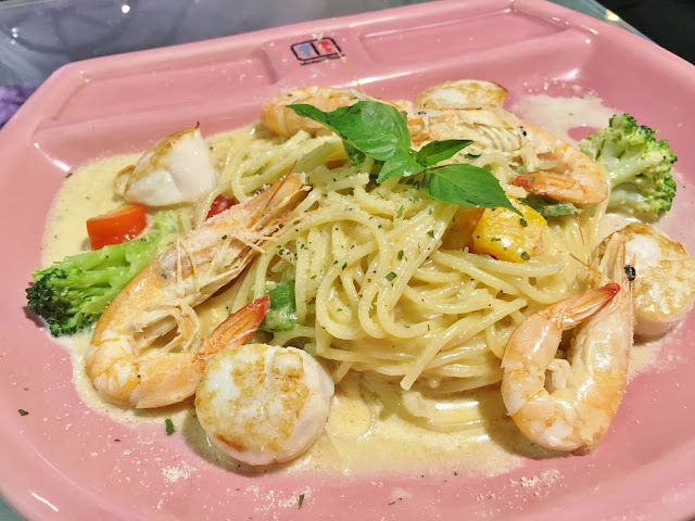 good food yummy recommended must see visit place seafood pasta