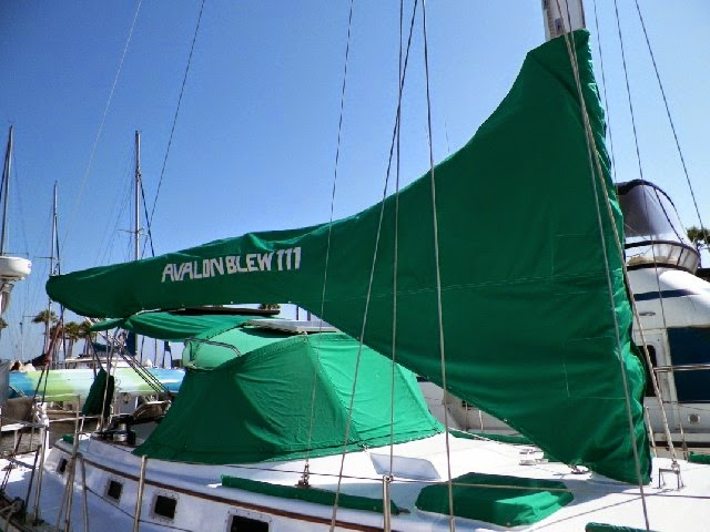 mainsails