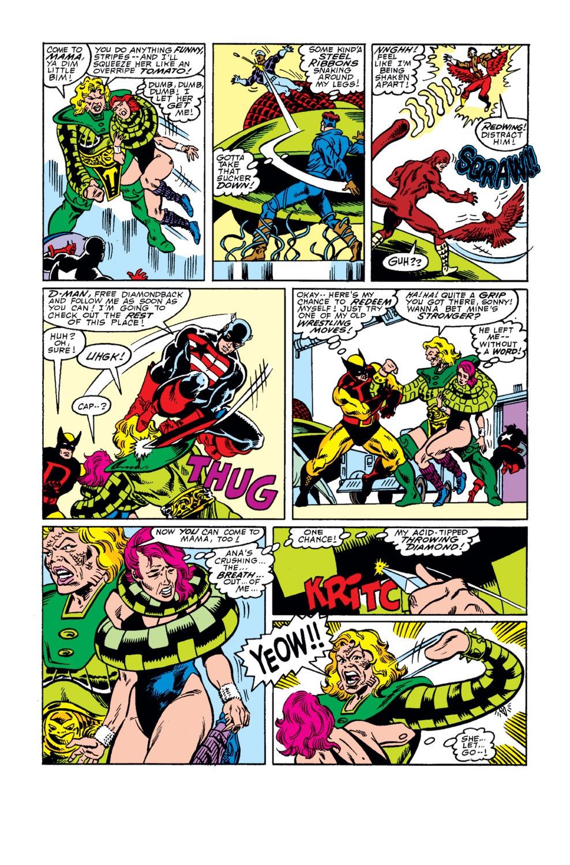 Captain America (1968) Issue #342 #272 - English 17