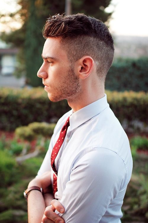 Peinados Caballero 2017 - 21 Fotos de Cortes de Pelo Corto para Hombres Peinados