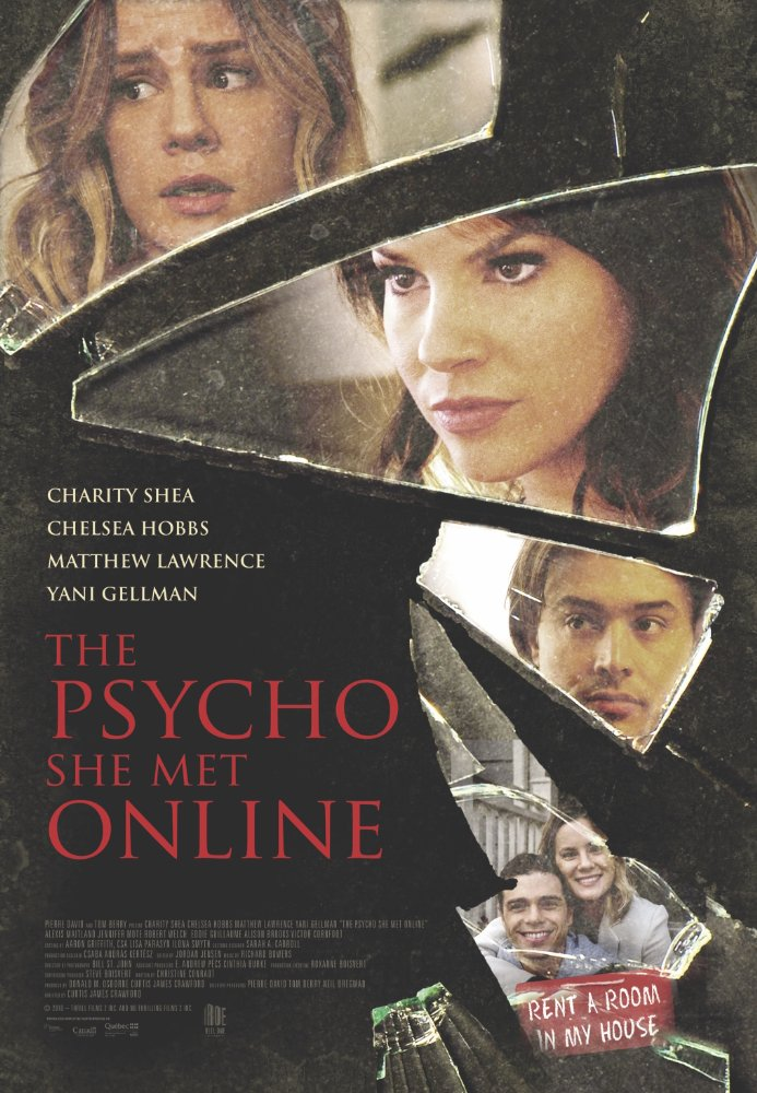 The Psycho She Met Online (2017)