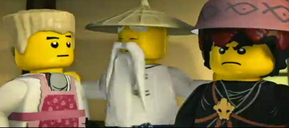 Ninjago, Masters of Spinjitzu NTV7