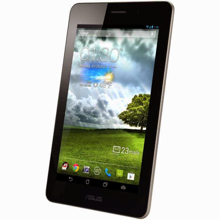 Harga Dan Spesifikasi Asus Fonepad - 8 GB Terbaru, Keunggulan Layar IPS Full HD
