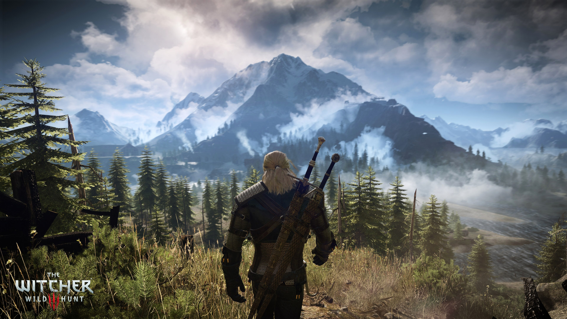 The Witcher 3: Wild Hunt  wallpaper