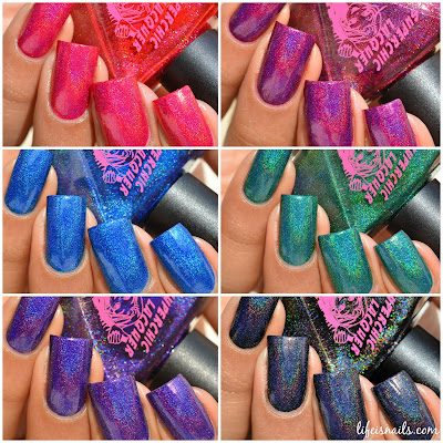 Superchic Lacquer Dremology Collection