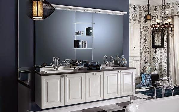 Meuble salle de bain classique meuble d coration maison Meuble classique