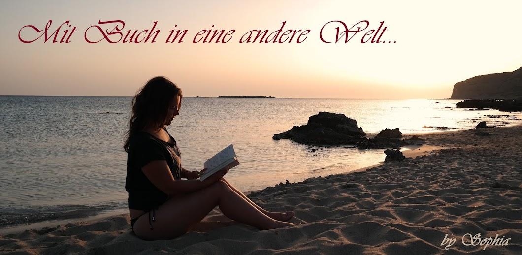 Mit Buch in eine andere Welt...