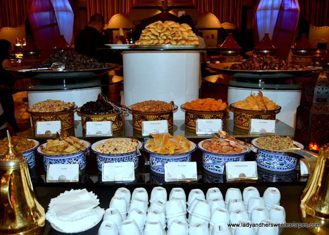 Iftar Staples at Dusit Thani