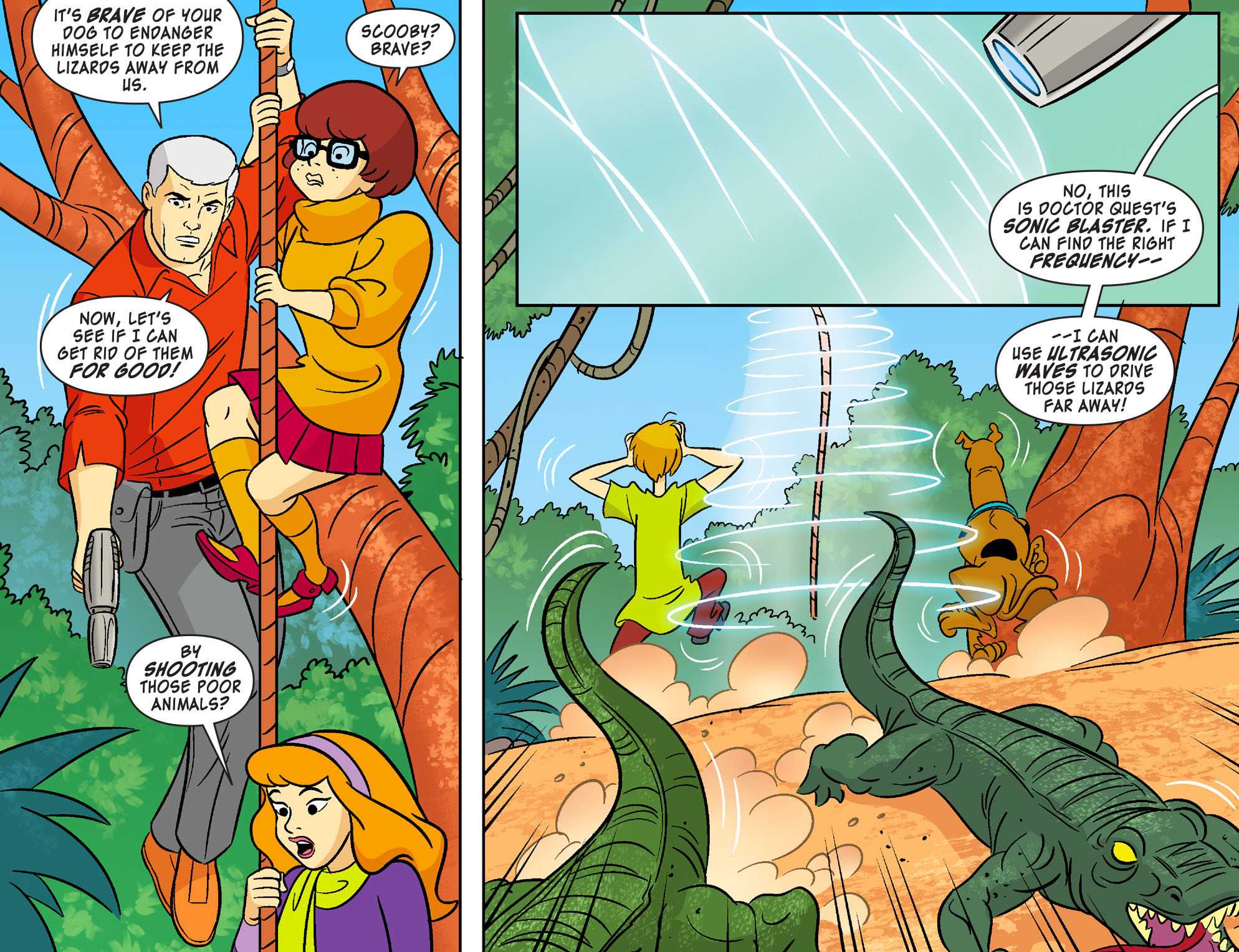 Read online Scooby-Doo! Team-Up comic -  Issue #20 - 13