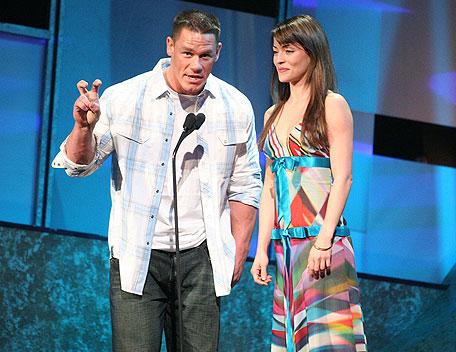 John Cena Wife Image