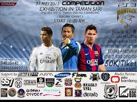 PES 2015 Tournament di Bandung Mei 2015 Terbaru