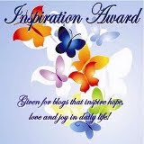 Inspiration Blog Award
