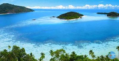Pulau Anambas Riau