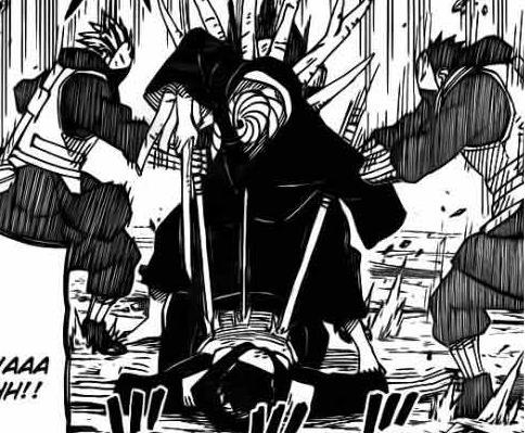 Baca Komik Naruto 605 Bahasa Indonesia, Naruto 606