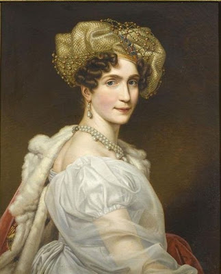 Princess Augusta of Bavaria by Joseph Karl Stieler