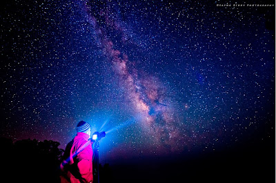 how to photograph the milky way with a dslr