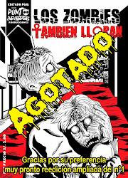 Los zombies También lloran n°1 (diciembre 2012)